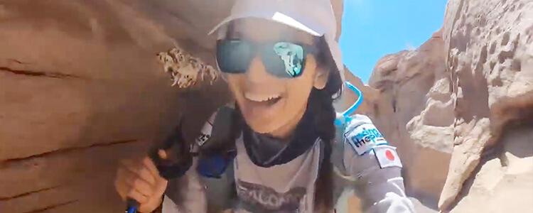アタカマ砂漠マラソンダイジェストムービー