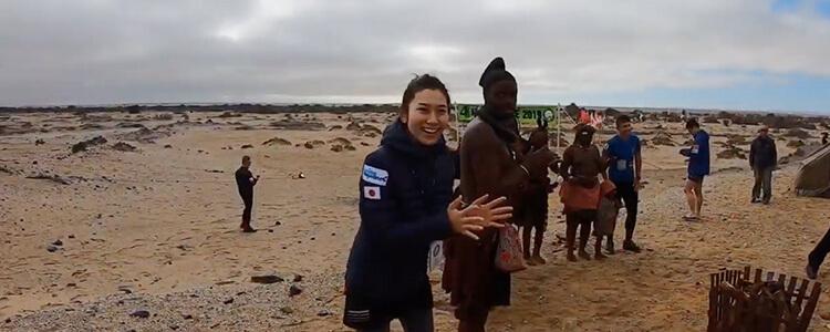 ナミブ砂漠マラソンダイジェストムービー